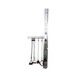 Power Systems Web-Slide Exercise Rail System Tubing Only Medium (with Ankle Strap)