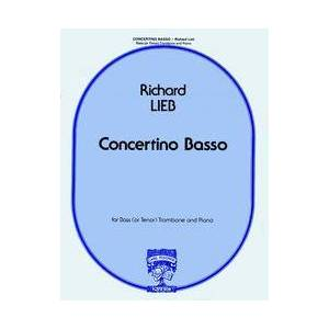 Carl Fischer Music Concertino Basso