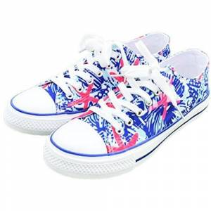 Starfish Canvas Shoes  - Size: 6