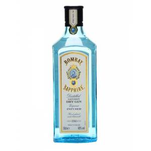 Sapphire Bombay Sapphire Gin 50cl