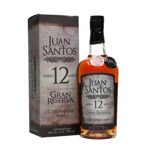 Juan Santos Gran Reserva 12 Year Old
