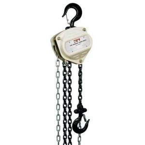 Jet S90-200-20, 2-Ton Hand Chain Hoist with 20 Ft. Lift