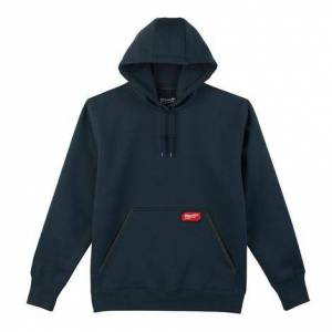 Milwaukee Heavy Duty Pullover Hoodie - Blue S