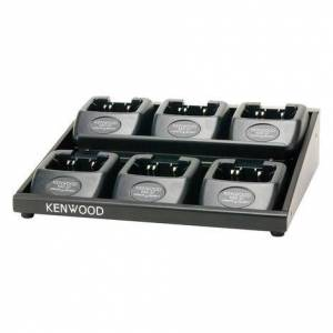 Kenwood Six Unit Charger Adapter for Ksc-37 Li-Ion Single Unit Charger