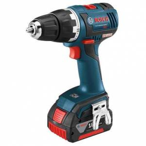 Bosch 18 V EC Brushless Compact Tough™ 1/2 In. Drill/Driver Kit