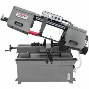 Jet 9 In. x 16 In. Horizontal Band Saw 1-1/2 HP, 115/230 V 1 Ph