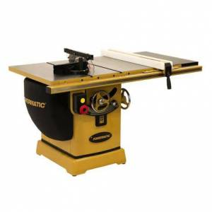 Powermatic 3HP 1PH Table Saw, with 30 in. Accu-Fence System