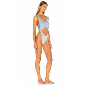 Normaillot Rhapsody In Blue One Piece in Blue. - size S (also in L,M,XS)