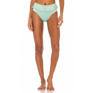 Normaillot Stars And Stripes Forever Bikini Bottom in Green. - size XS (also in S)