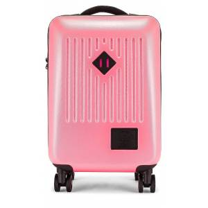 Herschel Supply Co. Trade Carry On Suitecase in Pink.