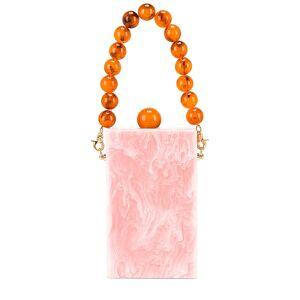 Lele Sadoughi Kingsley Bag in Pink.