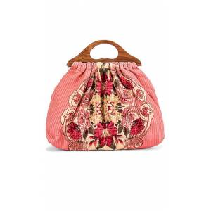 LoveShackFancy Mckenna Grand Bag in Pink.