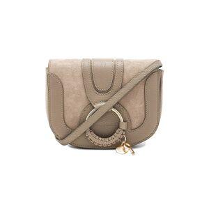 See By Chloe Hana Mini Crossbody Bag in Neutral.