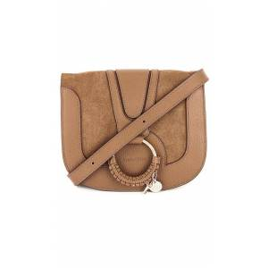 See By Chloe Hana Small Crossbody Bag in Olive.