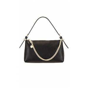 Zac Zac Posen Posen Zip Top Crossbody Bag in Black.