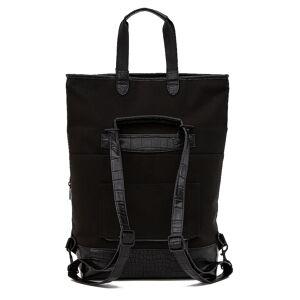 BEIS Convertible Backpack in Black.