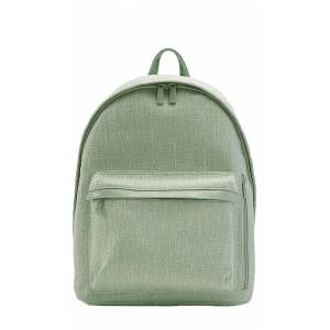 BEIS The Small Backpack in Sage.