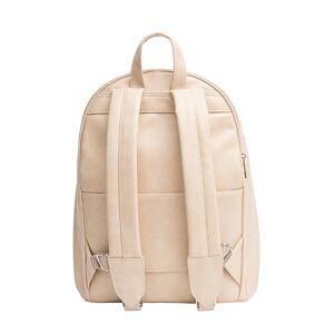 BEIS The Multi-Function Backpack in Beige.