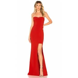 LIKELY Ella Gown in Red. - size 0 (also in 2,4)