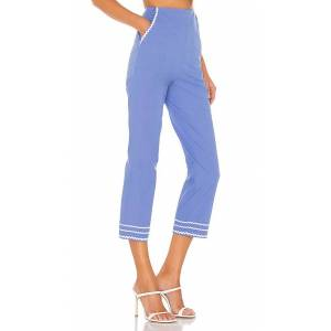 Lovers + Friends Gail Pant in Blue. - size XS (also in XXS,S,M,L,XL)