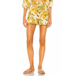 L*SPACE Vista Short in Yellow. - size XS (also in L,M,S)