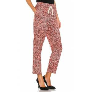 OVERLOVER Yucca Pant in Red. - size 27 (also in 26,24,25,28,29,30)