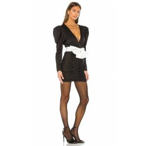 Ronny Kobo Margo Dress in Black. - size L (also in XS,S,M)