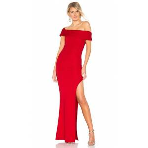 Lovers + Friends Marigold Gown in Red. - size XS (also in L)