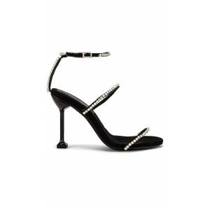 Jeffrey Campbell Demonic Sandal in Black. - size 8 (also in 10,6,6.5,7,7.5,8.5,9,9.5)