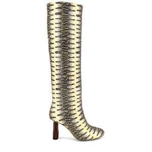 REJINA PYO Allegra Boot in Grey. - size 38 (also in 36,37,39,40)