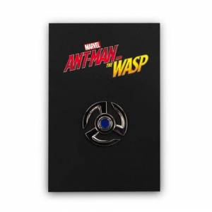 SalesOne International, LLC Marvel Ant-Man and the Wasp Collector Enamel Pin - Blue Pym Particle