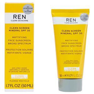 REN Clean Skincare REN Clean Screen Mineral SPF 30 50ml