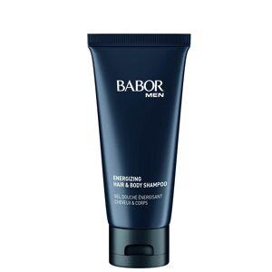 BABOR Men's Energizing Hair and Body Shampoo 200ml