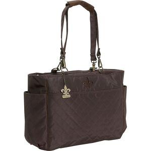 Kalencom N'Orleans Tote - Chocolate - Diaper Tote Bags