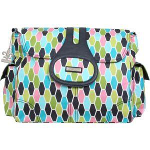 Kalencom Elite - Honeycomb Green - Diaper Messenger Bags