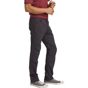 PrAna Santiago Pant - 36 - 32in - Charcoal - Men's Pants