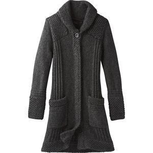 PrAna Elsin Sweater Coat - L - Black - Women's Sweaters