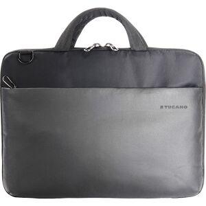 "Tucano Dark Work Slim Bag 13"" Laptop Case - Black - Laptop Cases"