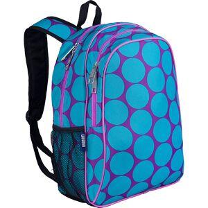 Wildkin 15 Inch Backpack - Big Dots Aqua - School Backpacks