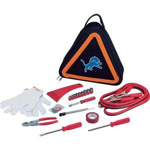 Picnic Time Detroit Lions Roadside Emergency Kit - Detroit Lions - Auto Travel Accessories