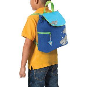 Stephen Joseph Quilted Backpack - Shark - School Backpacks