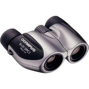 Olympus Roamer 8X21 DPC Binoculars - Gray - Portable Entertainment