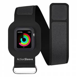 Twelve South ActionSleeve Armband for 42mm Apple Watch - Black - Wearable Tech
