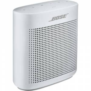 Bose SoundLink Color Bluetooth Speaker II - Polar White - Speakers