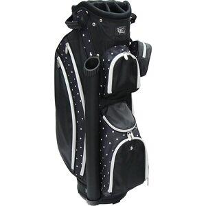 "RJ Golf Paradise 9"" Deluxe Ladies Bag - Polk A Dot - Golf Bags"
