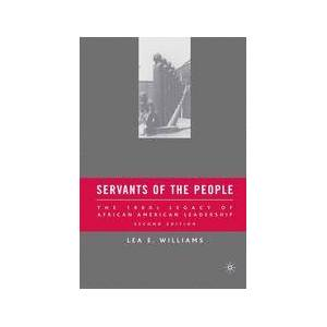 Palgrave Servants of the People ,L. Williams[Soft cover]