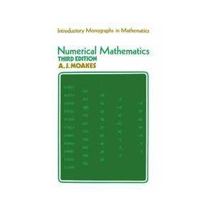Palgrave Numerical Mathematics ,A.J. Moakes[eBook]