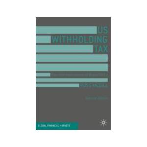 Palgrave US Withholding Tax ,Ross McGill[Hard cover]