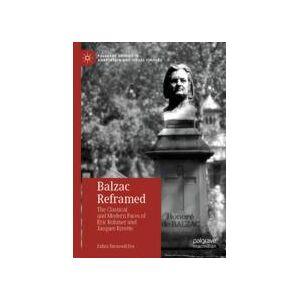 Palgrave Balzac Reframed ,Zahra Tavassoli Zea[eBook]