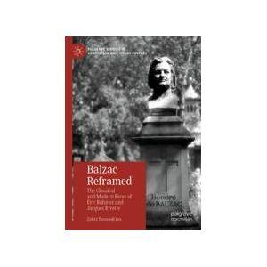 Palgrave Balzac Reframed ,Zahra Tavassoli Zea[Soft cover]